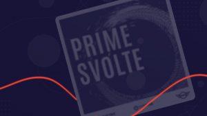 la copertina di Prime Svolte