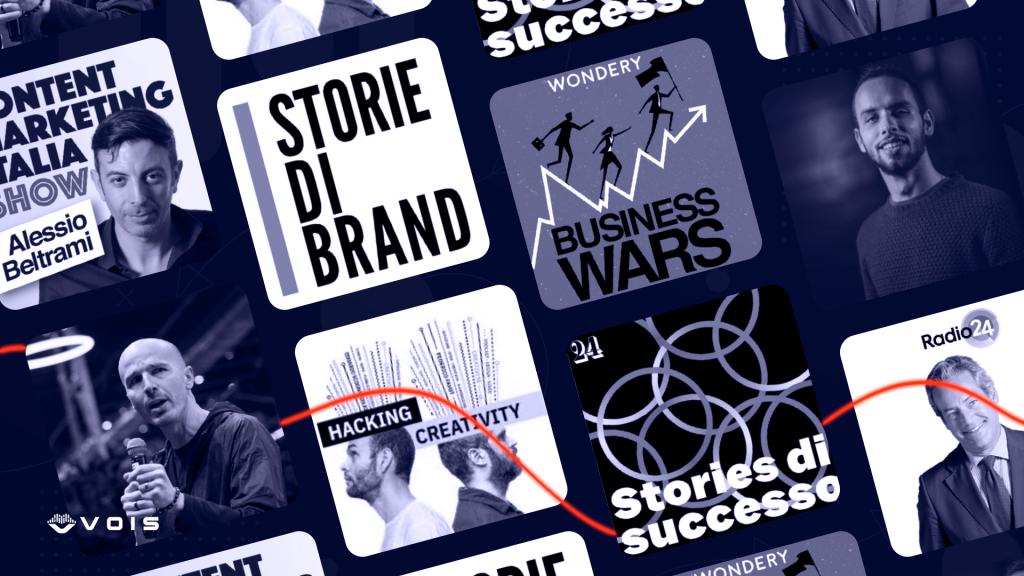8 migliori podcast da ascoltare in ambito business e marketing