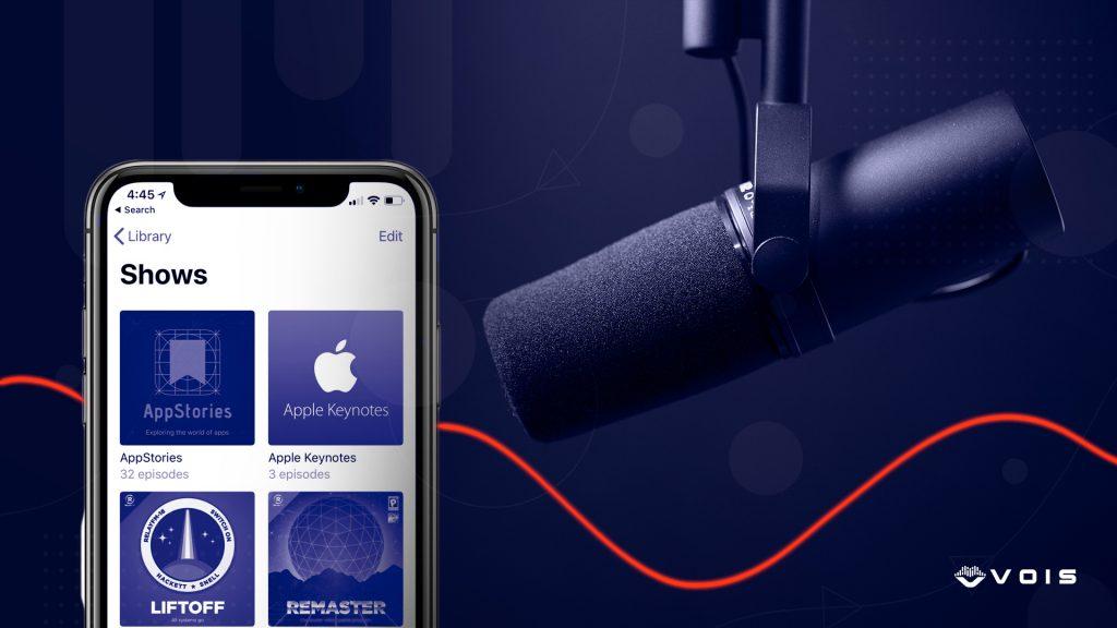che cos'è il podcast?