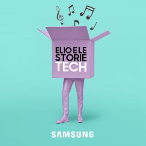 elio e le storie tech podcast copertina