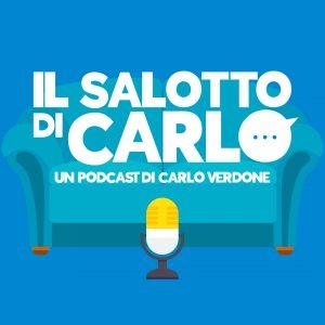 copertina podcast di carlo verdone il salotto di carlo