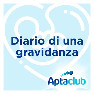 copertina del branded podcast di Aptamil