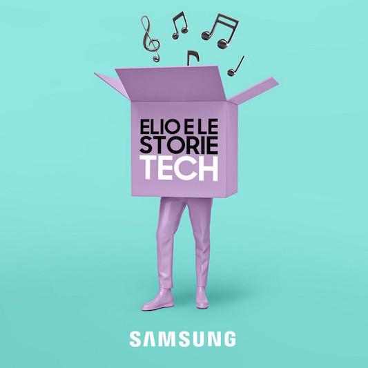 copertina del podcast di Samsung