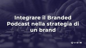 comunicazione integrata podcast