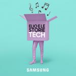 """copertina del podcast """"Elio e le Storie Tech"""""""