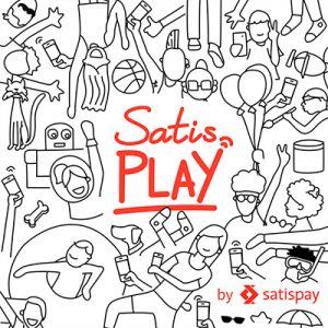 La copertina del branded podcast di Satisplay