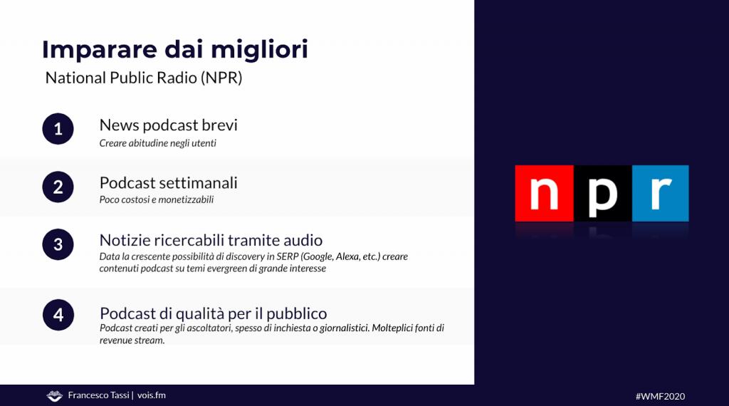 podcast NPR