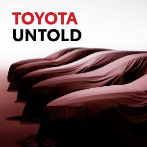 toyota untold branded podcast automotive