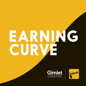 earning curve branded podcast